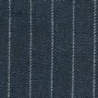 Colour - Black Stripe  Material - Cotton Weight - 11oz